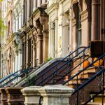 Brownstones by Victoria Ashby, f8 Digital, Score: 9