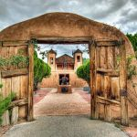 Blessed Entrance by Gwen Piña, f16 Digital, Score: 10