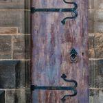 Old Door With Antique... by Nancy Myer, f16 Digital, Score: 9