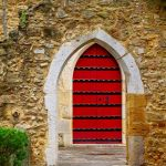 Medieval Entrance by Dave Hull, f8 Digital, Score: 9