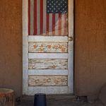 Taos Pueblo Door by Elmer Paetow, f11 Digital, Score: 9