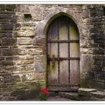 Tintern Entrance by Peggy Dietz, f16 Color, Score: 10