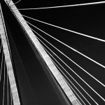 How the Bridge Stays Up by Helen Tyler, 1st f16 Monochrome