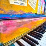 Ebony, Ivory & Lots of Color by Dan Greenberg, f16 Digital, Score: 10