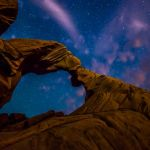 Arch Rock at Night by Danny Lam, f16 Digital, Score: 10