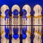 Walking Through Sacred Arches by Brian Donovan, f16 Digital, Score: 10
