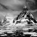 In the Antarctic by Joe Bonita, f16 Digital, Score: 9