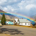Rainbow Across Town by Danny Lam, f16 Color, Score: 9