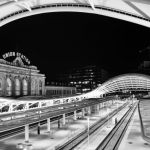 Platform D2 by Kevin Holliday, f11 Monochrome, Score: 10