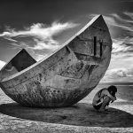 Abandoned by Danny Lam, f16 Monochrome, Score: 10