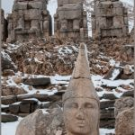 Broken Statues on Mount Nemrud, Turkey by Nancy Myer, f16 Digital, Score: 9