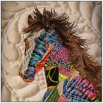 Photographically Assembled Horse by Peggy Dietz, f16 Color, Score: 9