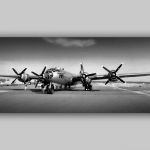 Fifi – The Last B-29 by John Grevillius, f11 Digital, Score: 10