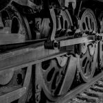 Train Wheels by Lucius Ashby, f8 Digital, Score: 9