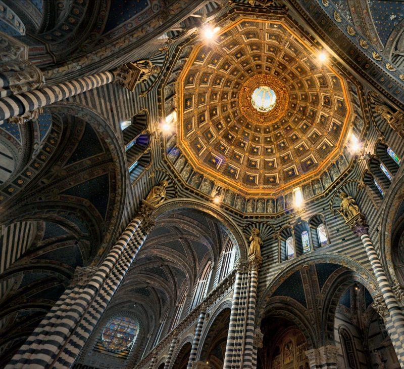Siena Cathedral by Joe Bonita, f16 Digital, Score: 10