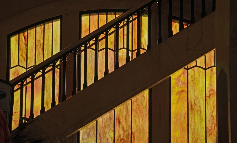 Golden Passage by Mary Paetow, f16 Digital, Score: 10