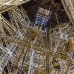 Eiffel Tower's Interior by Victoria Ashby, f8 Digital, Score: 10