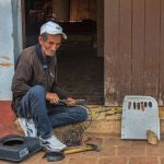Small business in Cuba by Bill Dickson, f11 Color Digital, Score: 10