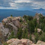 Summit Long Scraggy Peak by Bill Rothenmeyer, f11 Color Digital, Score: 9