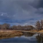 Early Spring Along the South Platte River by Dave Hull, f16 Color Digital, Score: 9