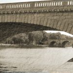 The Seine in the Rain by Judy Kahn, HM f5.6 Digital