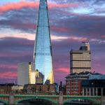 The Shard at Sunset by Dan Greenberg, f16 Digital, Score: 10