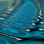 Water Wave Reflections by Oz Pfenninger, f16 Digital, Score: 10