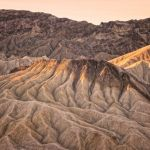 Zabriskie Point Sunrise by Dan Greenberg, f16 Color, Score: 10