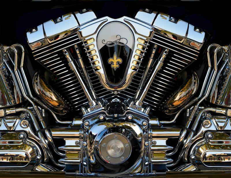 Mirrored Powerplant by Joe Bonita, f16 Digital, Score: 10
