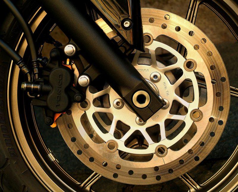 Disc Brake by Oz Pfenninger, f16 Digital, Score: 10