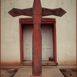 New Mexico Rural Chapel by Nancy Myer, f16 Color Digital, Score: 9