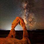 Delicate Arch by Butch Mazzuca, f16 Color Digital, Score: 9