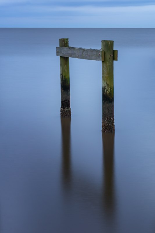 Quiet Reflection by Butch Mazzuca, f16 Color Digital, Score: 10