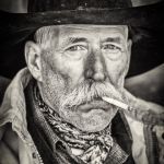 Older Outlaw by Gigi Embrechts, F11 Monochrome, Score-10