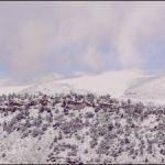 Clearing Winter Storm – Red Rocks by Nancy Myer, f16 Digital, Score: 9