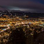 Breckenridge in Winter by Todd Christensen, f11 Digital, Score: 10