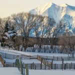 Mount Sopris by Wayne Corrigan, f11 Digital, Score: 9