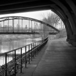 A Gray Day Under Bronco Bridge by Dave Hull, f5.6 Digital, Score: 9