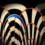 Blue Arc by Oz Pfenninger, f16 Color, Score: 10