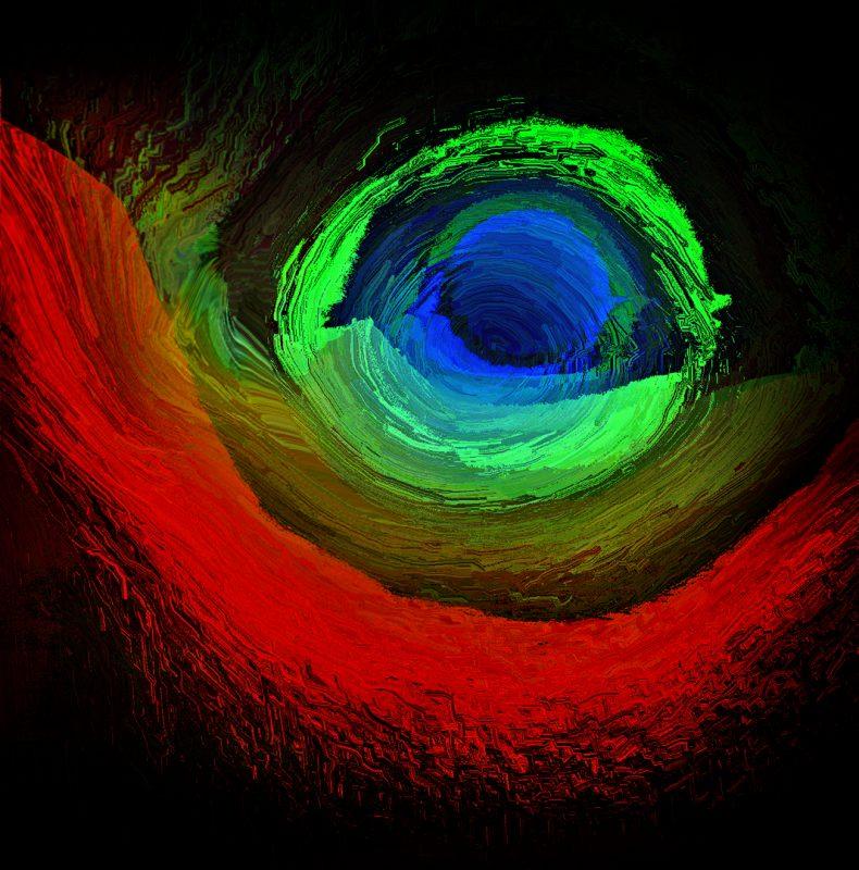Eye of Terror by Joe Bonita, f16 Digital, Score: 9