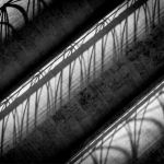 Loops & Shadows by Gary Witt, f16 Monochrome, Score: 9