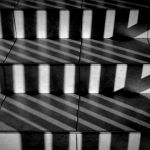 Verticals and Diagonals by Oz Pfenninger, f16 B&W Digital, Score: 10