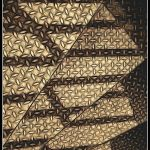 Spiral Staircase Steps by Todd Lytle, f16 Color Digital, Score: 9