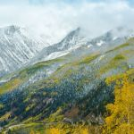 Early Fall Snow by Diane Katzenberger, F8 Digital, Score-9