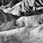 Zabriskie Point by Ron Cooper, F11 Monochrome, Score-10