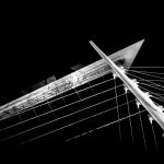 Crossing Darkness by Kevin Holliday, f11 Monochrome, Score: 10