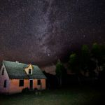 Starry, Starry Night by Butch Mazzuca, f11 Digital, Score: 10
