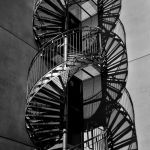 Double Helix by Oz Pfenninger, f16 Monochrome, Score: 10