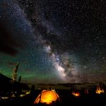 Camping Under the Milky Way by Clint Dunham, f8 Digital, Score: 10
