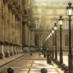 Morning Outside the Louvre by Lucius Ashby, f8 Digital, Score: 10